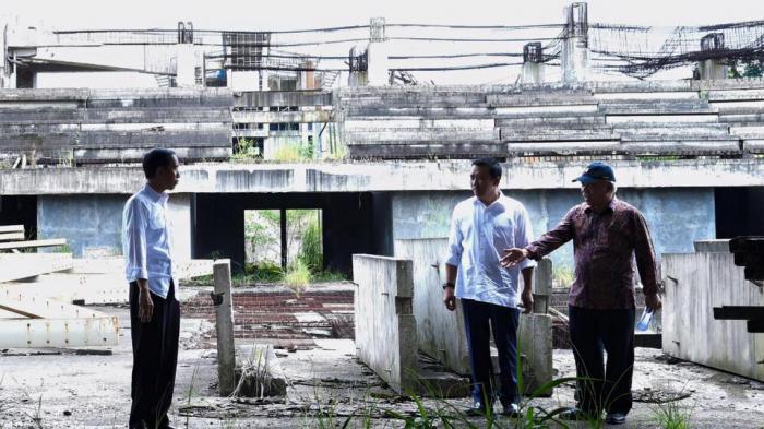 Hambalang Mangkrak, Cocok Dibangun Museum Korupsi?