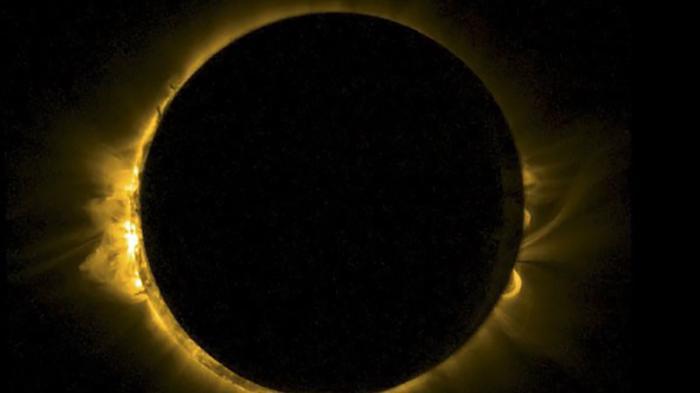 Maknai Gerhana Matahari Total Sebagai Peringatan Allah SWT Bagi Keutuhan NKRI