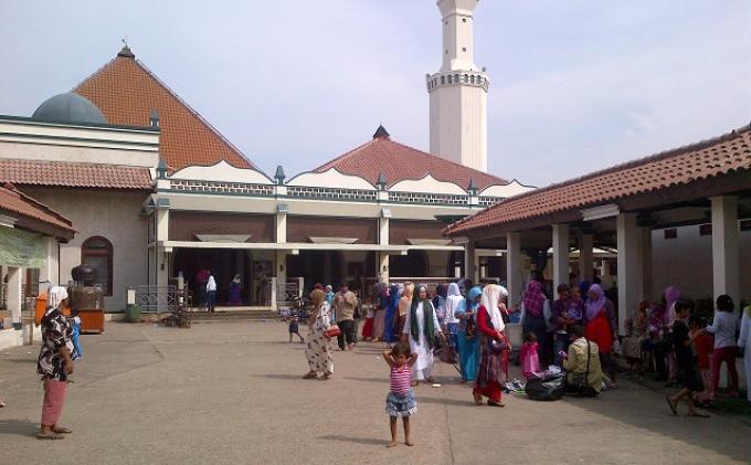 Pemukiman Masjid Luar Batang Digusur, Basuki Diminta Belajar Dari Jepang Yang Menghargai Sejarah dan Budaya