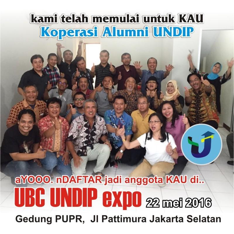 """KAU Siapkan Sistem WebBase Yang Mengintegrasikan """"Business to Business Integrated"""" Alumni UNDIP"""