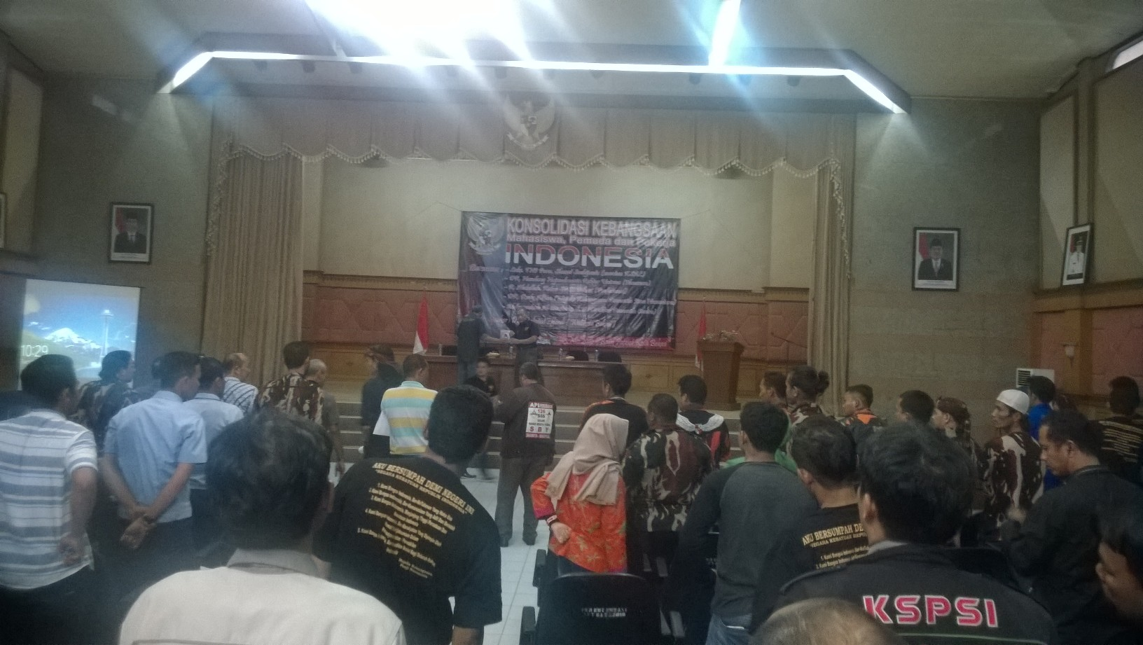 Pancasila Sebagai Nilai Kebenaran Asli Bangsa Indonesia, Sekarang Sudah Berubah Menjadi Bangsa Materialistis dan Tidak Beradab