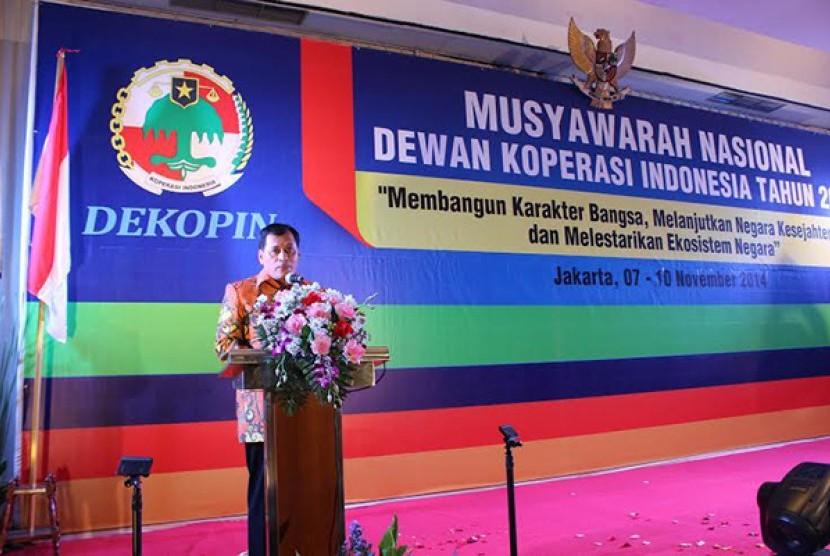 Koperasi Trisakti Bhakti Pertiwi Minta Penghapusan DEKOPIN Sebagai Wadah Tunggal Gerakan Koperasi Indonesia