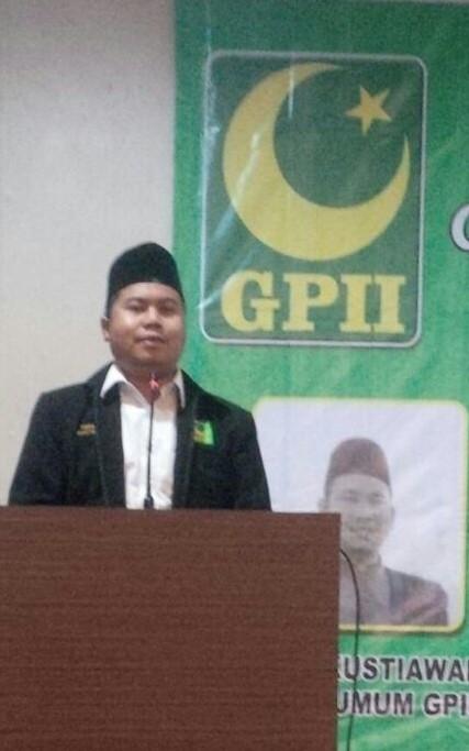 GPII Dukung Buni Yani Laporkan Balik Muannas Al-Aidid