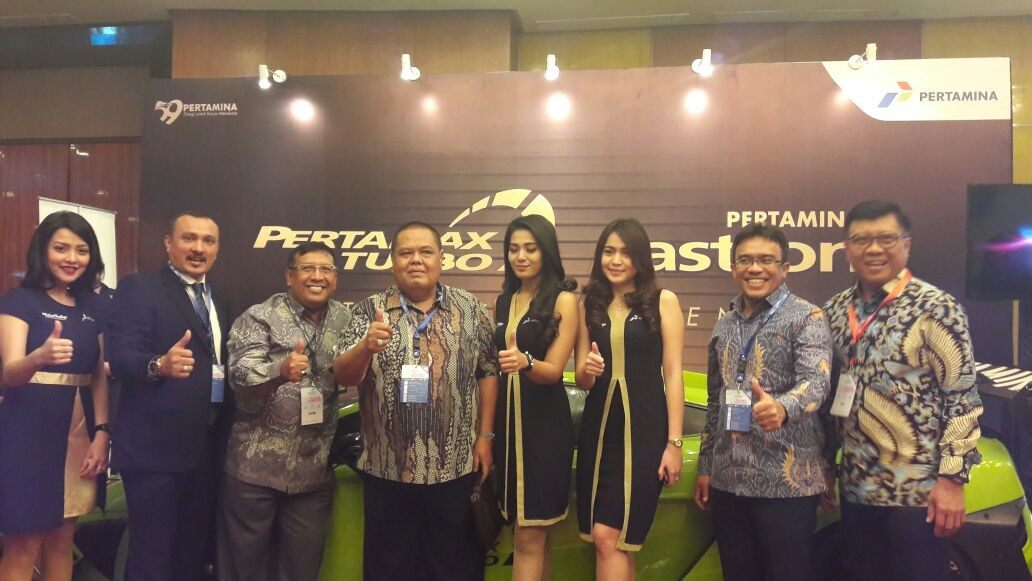 EWI Apresiasi Pertamina Raih Prestasi The Best Marketing 2016