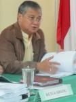 Dr. Firdaus Syam, dosen pasca sarjana ilmu politik UNAS