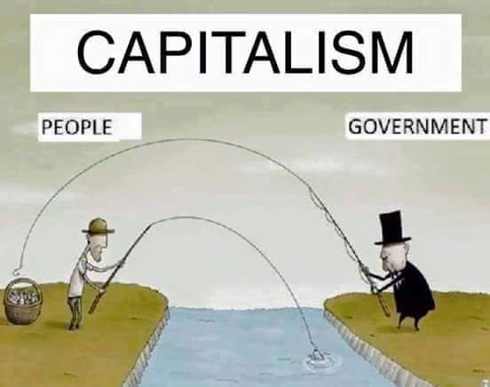 Negara Dikuasai Taipan Kapitalistik, Akibatnya Kekayaan 4 Orang Setara dengan Kekayaan 100juta Penduduk