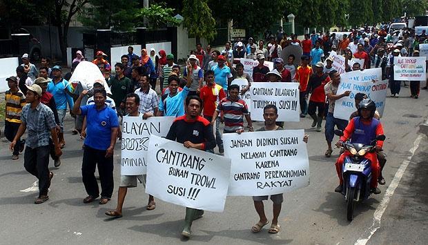 Jangan 'Grusa-grusu' Buat Permen, Menteri Susi Diminta Dengarkan Keluhan Nelayan