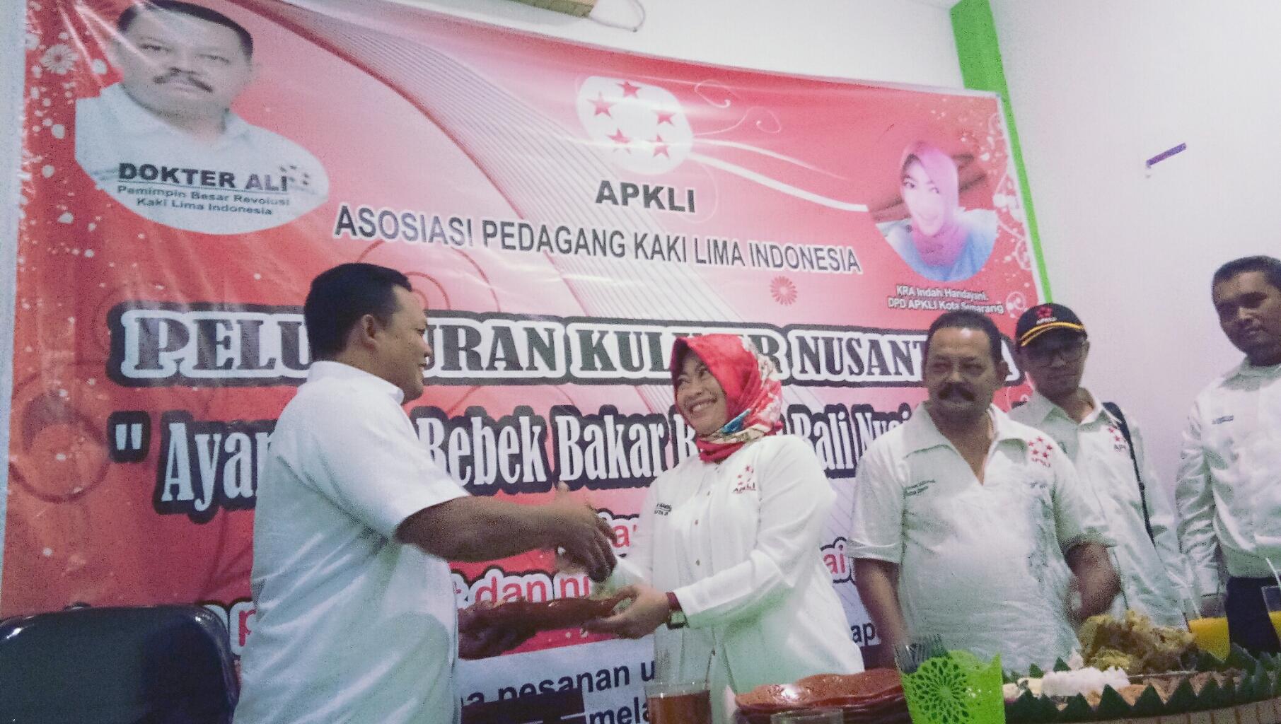 APKLI Luncurkan Kuliner Nusantara