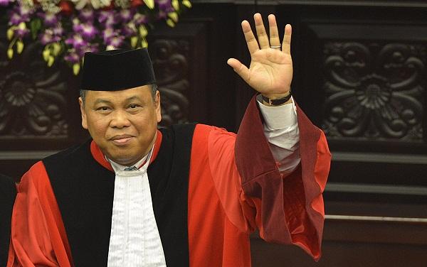 Giliran Perkumpulan Santri Pasundan Beri Dukungan Kepada Prof Arief Hidayat