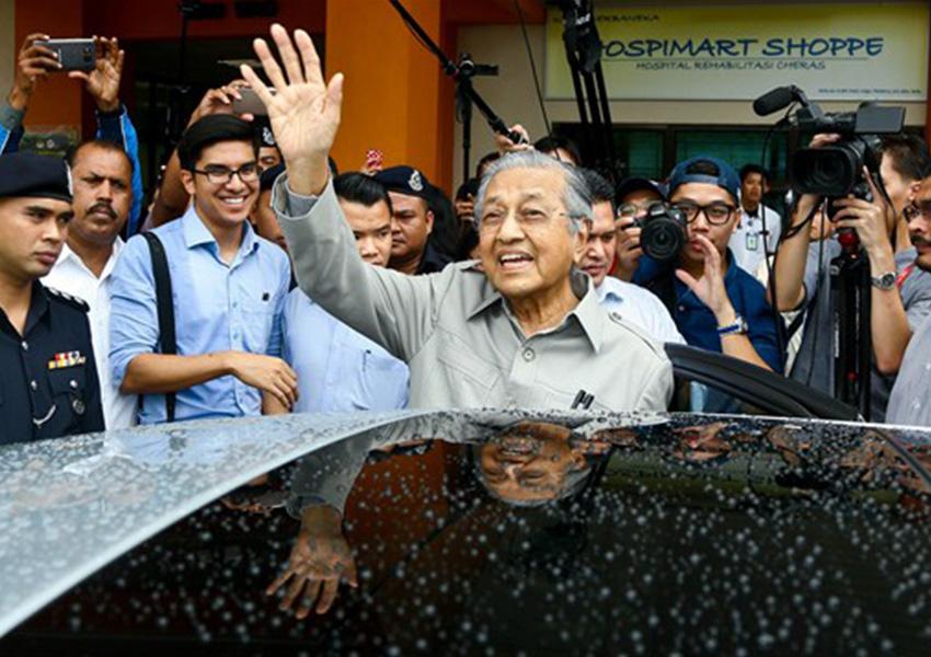 Kemenangan Mahathir, Kemungkinan Menginspirasi Pilpres Indonesia