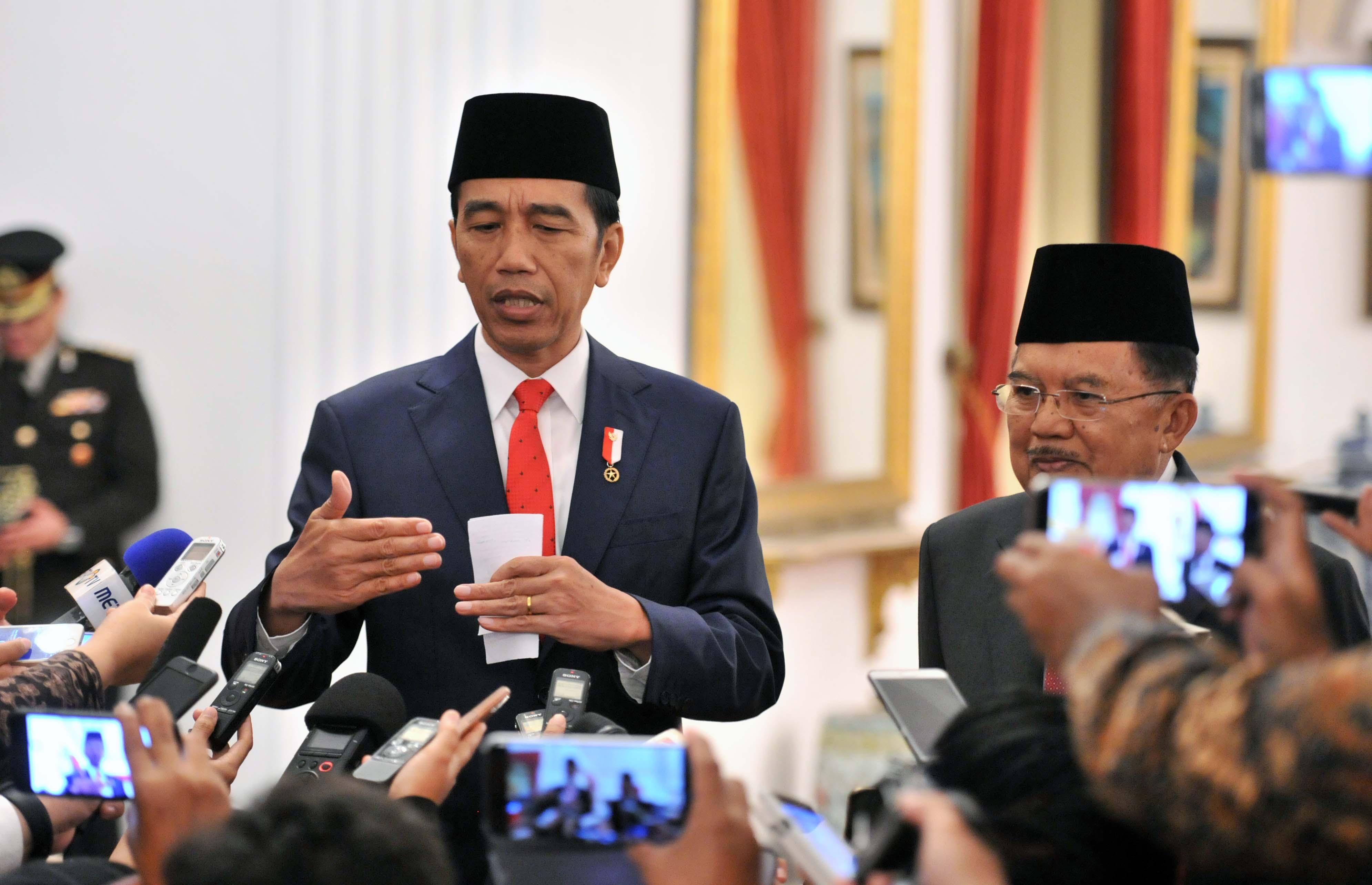 Presiden Joko Widodo (Bukan) Mandor Bangunan