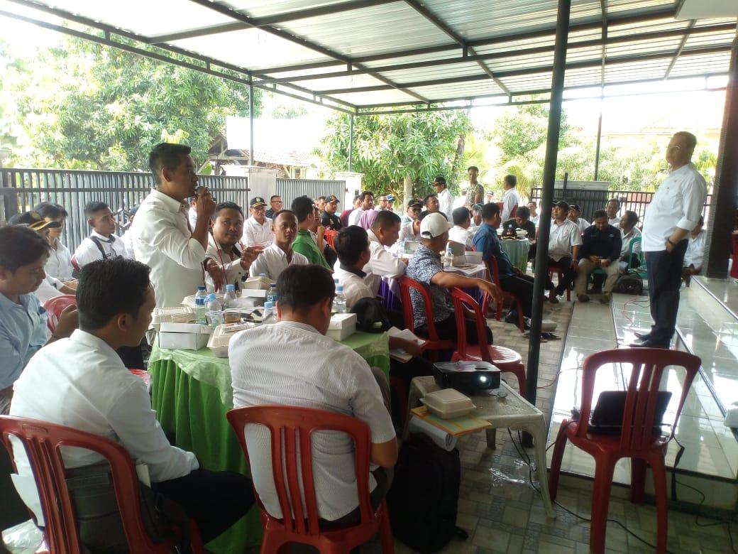 Sudiro Terima Aspirasi Kuwu di Indramayu, Perlu Penyederhanaan Birokrasi Pencairan Dana Desa