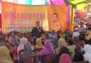 Sudiro Kampanyekan Hidup Sehat di Cirebon