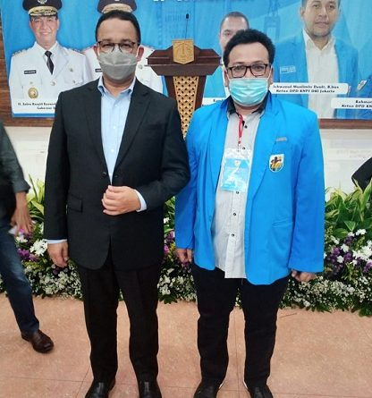 Ketua Panitia Musda KNPI DKI Jakarta Benny Wijaya Ungkap KNPI Satu Wujud Persatuan Pemuda Indonesia