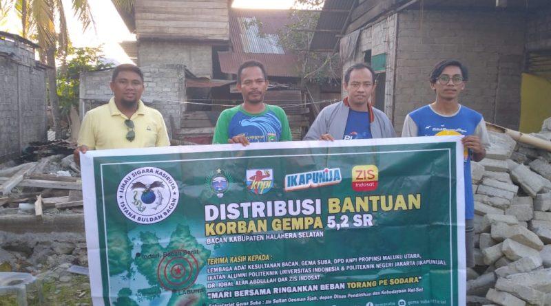 Ikatan Alumni Politeknik Universitas Indonesia dan Politeknik Negeri Jakarta launching Ikapunija Peduli