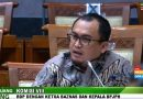 Anggota Komisi VIII DPR RI Arwan Aras Minta BAZNAS Sinergikan Data Kemiskinan Dengan DTKH Kemensos