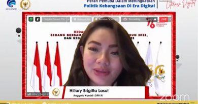 Pemuda Sebagai Agen of Changes Mendorong Kemajuan Politik Digital
