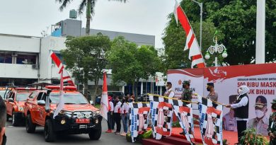 Ganip Warsito Ingatkan Masyarakat Tetap Pakai Masker Meski Tren Kasus Baru COVID 19 Turun