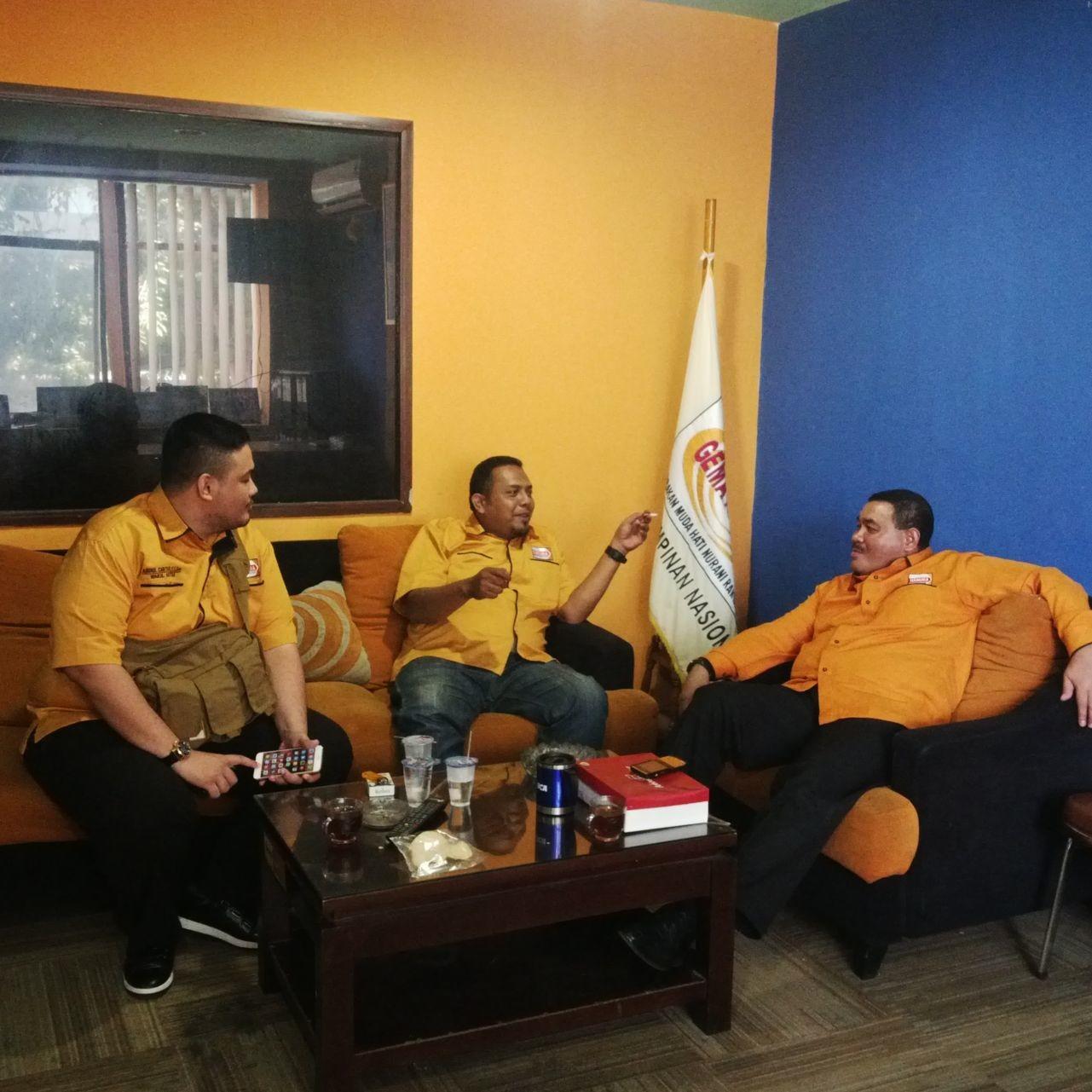 Gema Hanura DKI Menjunjung Tinggi Keputusan Partai Dukung Basuki