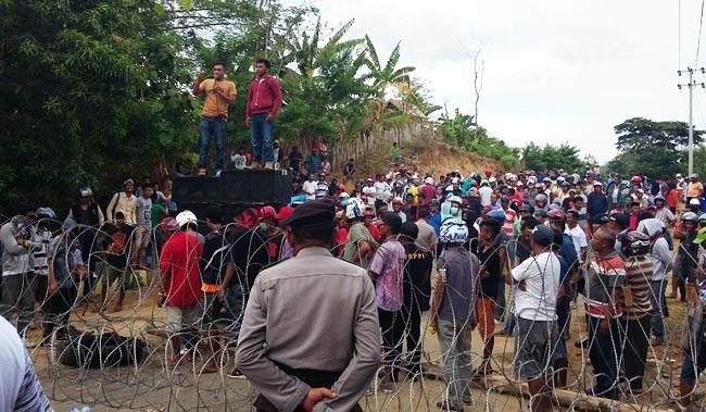 "MK Watch: Usut Praktik Mafia Hukum ""Model Akil Mokhtar"" Dalam Putusan Sela Pilkada Kabupaten Muna"