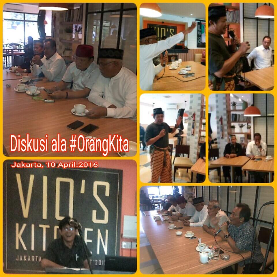 DKI Jakarta Harus Dipimpin oleh Pribumi, Yang Jelas Keturunannya Asli Bangsa Indonesia