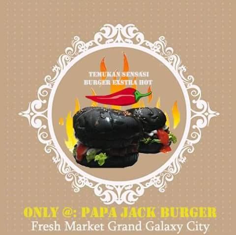 """Dari Burger Keliling, """"Papa Jack Burger"""" Kini nge-MALL Meramaikan Industri Kuliner dan UBC EXPO"""