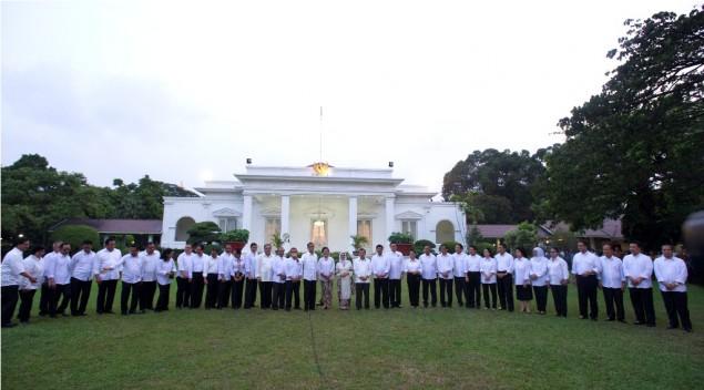 Reshuffle 2016, Jangan Berharap Banyak…..!  RI Punya 'Presiden Kembar' ?