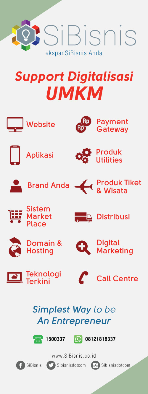 SiBisnis.co.id Mitra Pemberdayaan & Go Digital Anda