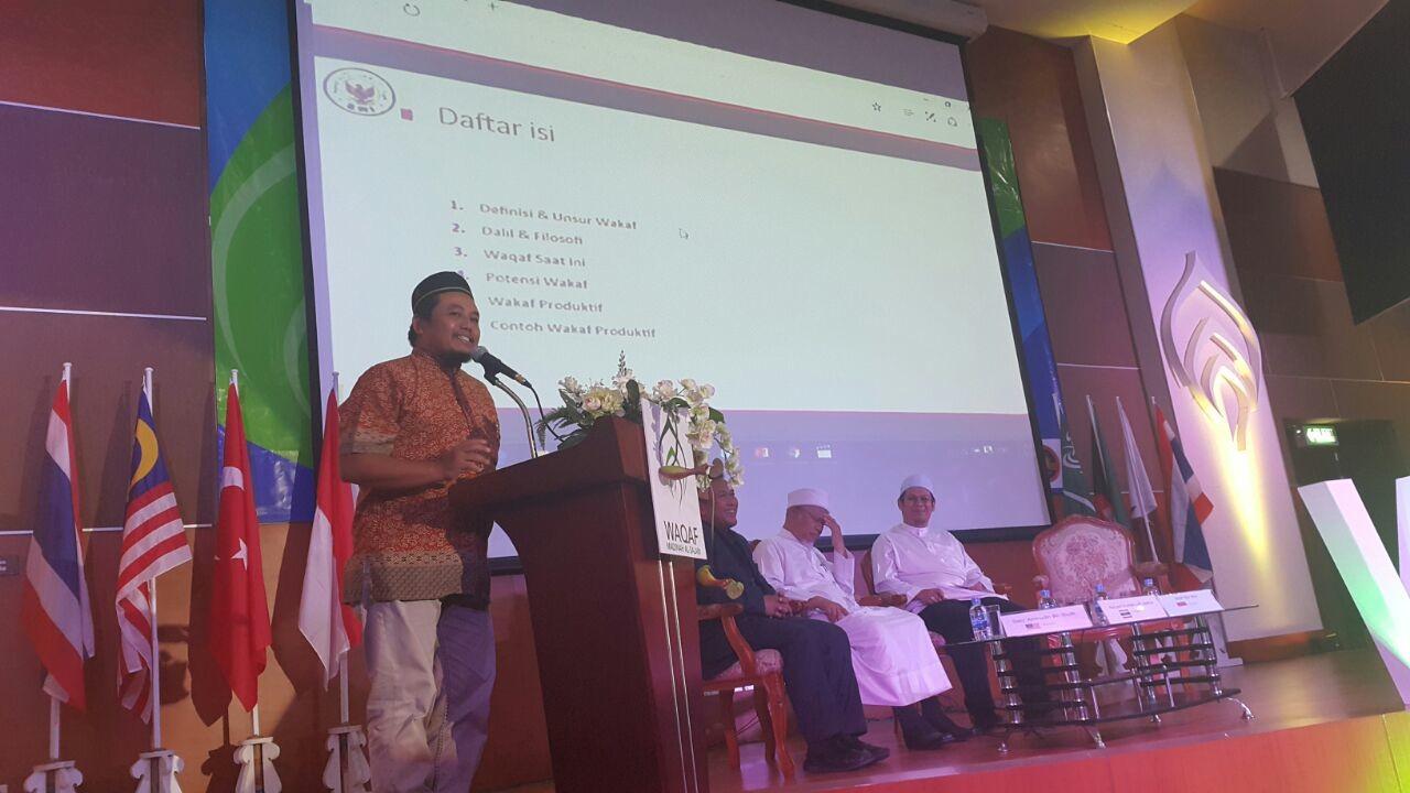 Waqaf Sebagai Pondasi Ekonomi Pattani