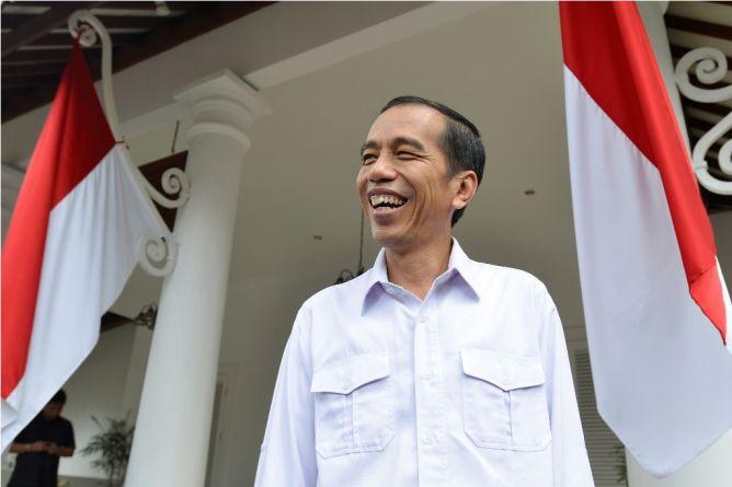 """""""Kabinet Oplosan"""", Cermin Terkuburnya Kemeja Kotak-Kotak dan Kemeja Putih yang Mengantarkan Joko Widodo Jadi Presiden RI"""