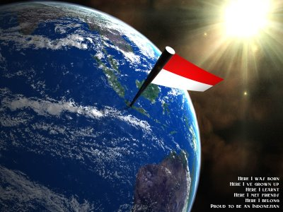 INDONESIA: Milikku, Milikmu, Milik Kita, dan Milik Allah