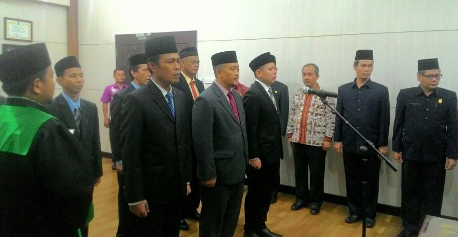 Mendagri Diminta Membatalkan SK Pejabat Struktural yang Dilantik Plt Bupati Musi Banyuasin