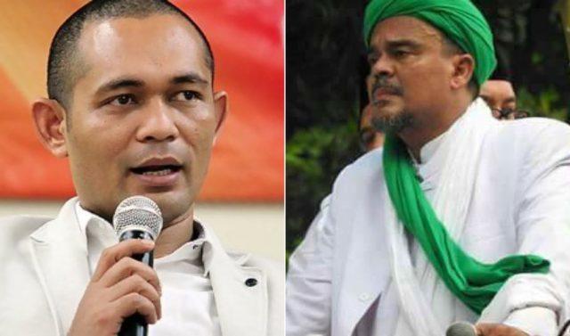 Habieb Rizieq Ditantang Boni Hargens untuk Debat Terbuka
