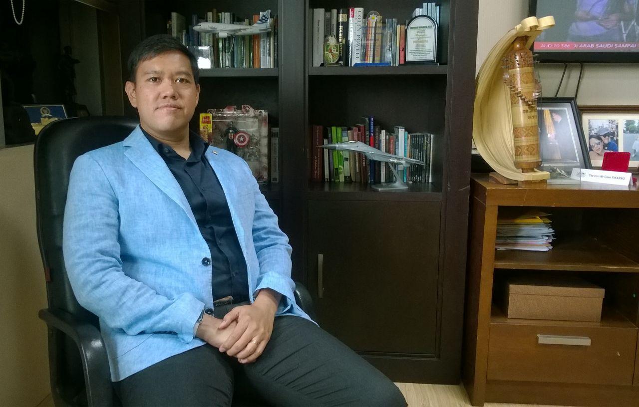 Terkait Insiden Bendera Terbalik, Dave Laksono Protes Keras ke Dubes Malaysia