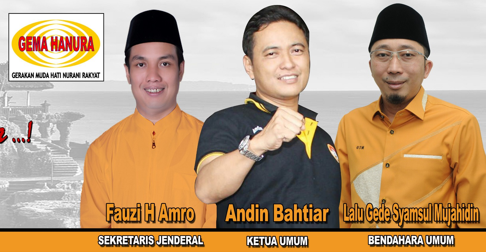 Gema Hanura Solid Merakyat, Hanura Menang Indonesia Jaya!!