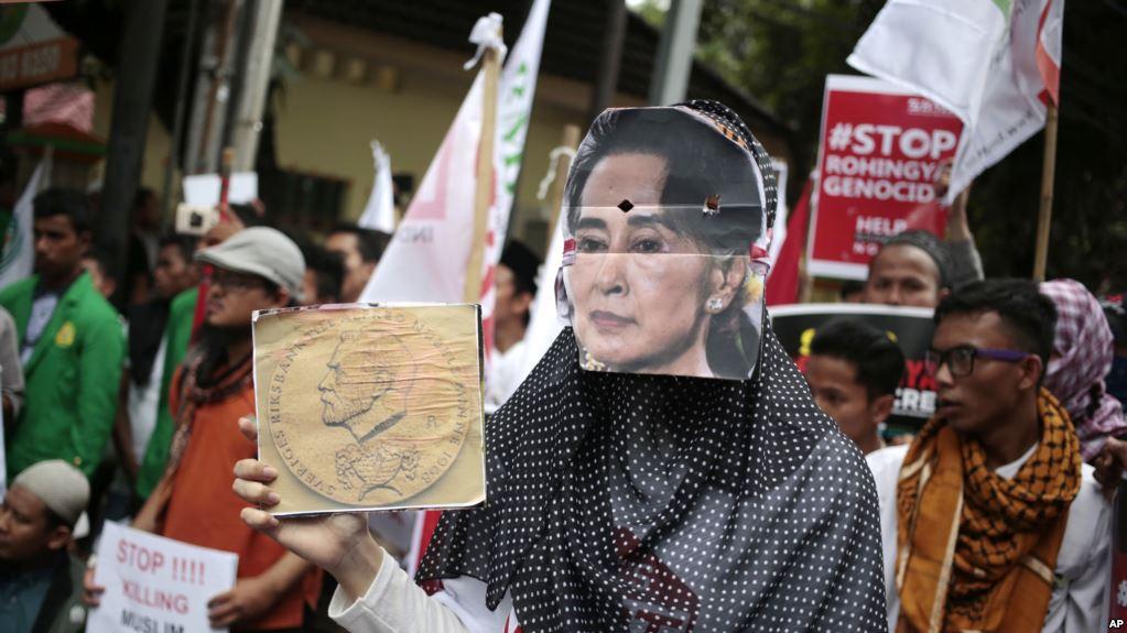 Muslim Ronghinya Dibantai, FOKOSBI Serukan Usir Dubes Myanmar dari Indonesia