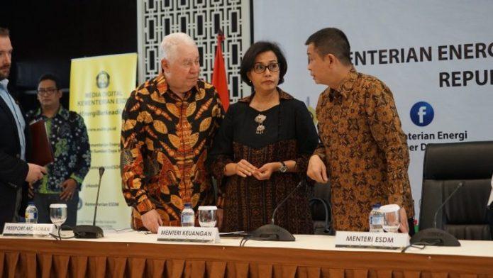 Divestasi 51% Saham Freeport Kebijakan Pemerintahan Jokowi adalah Pengkhianatan Besar