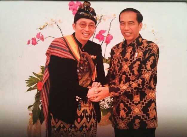 Diundang ke Istana Bogor, Ini Harapan Datu Pujut Lombok Tengah NTB