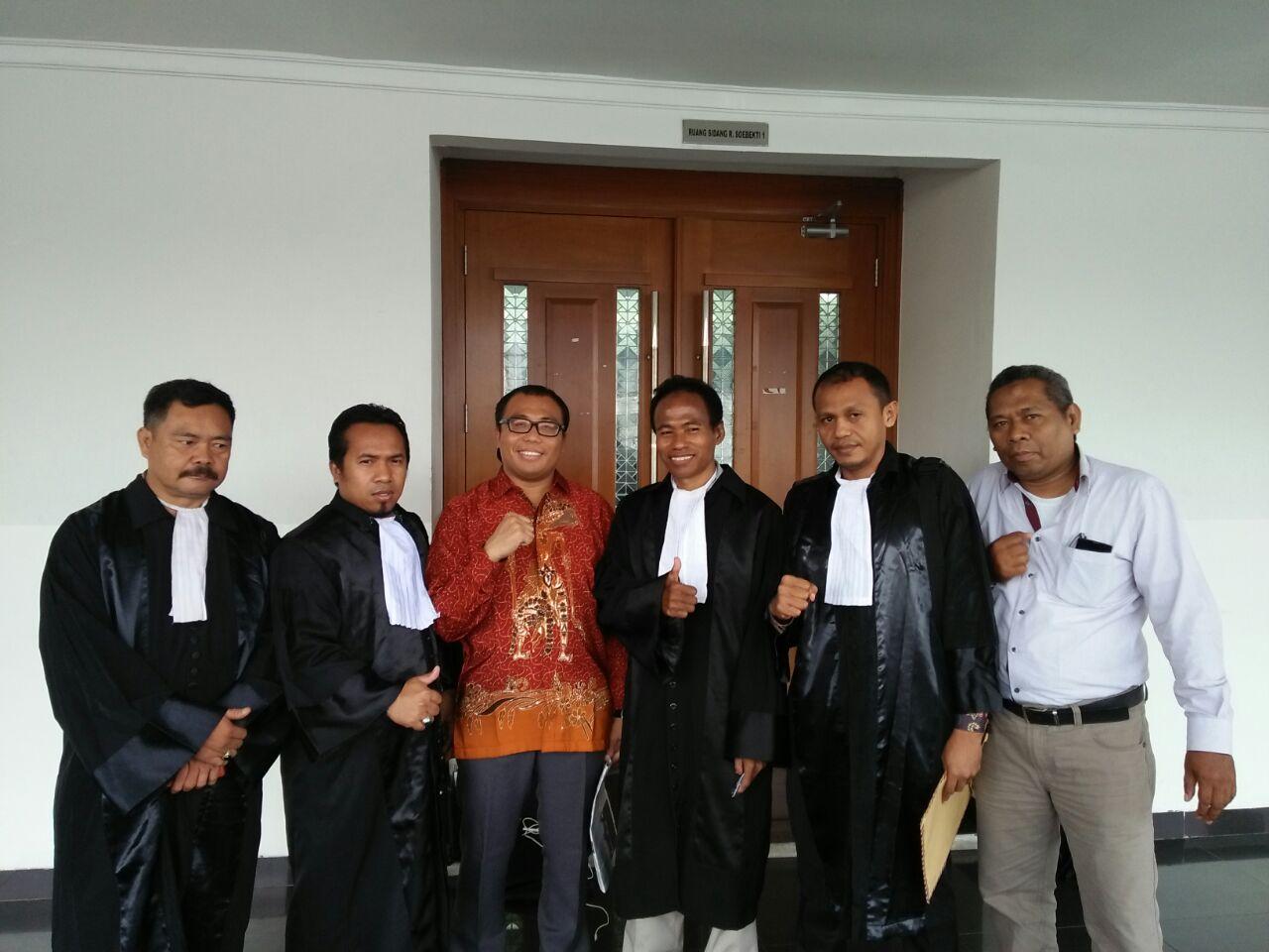 Rusdianto Samawa adalah Pejuang Sejati Para Nelayan