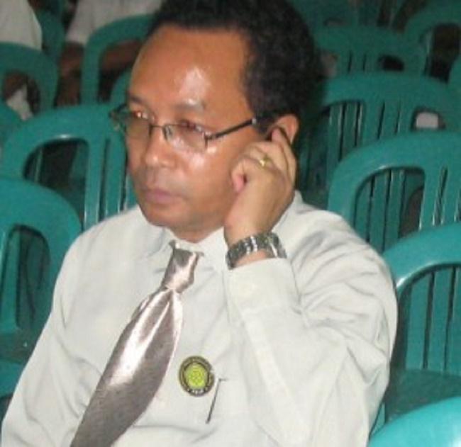 Profesor Feliks Dukung Komarudin Watubun Jadi Cawapres Jokowi