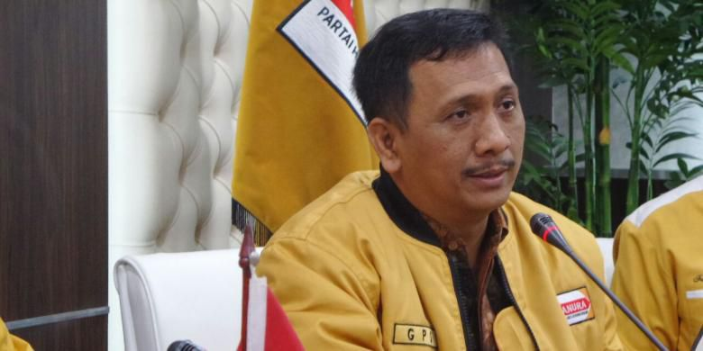 Tagline Baru Partai Hanura : 'Bangun Nusantara'