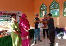 Ganggawa Institute Salurkan Bansos Sembako Di Wilayah Timur Sidenreng Rappang