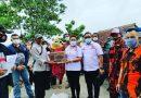 Badan Pengusaha MPN Pemuda Pancasila Gelar Pembagian Sembako Di Subang