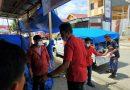 Legislator PDI Perjuangan Dapil Sulbar Arwan Aras Bagikan Bantuan Korban Gempa Sulbar