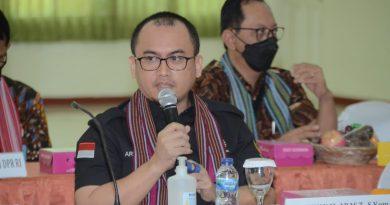 Kunjungi Asrama Haji Lombok NTB, Arwan Aras Minta Pengelolaannya Berorientasi Pariwisata