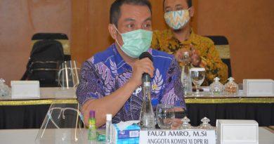 Anggota DPR RI Komisi XI Fauzi AmroTolak Usulan Tax Amnesty Jilid II