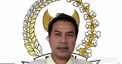 Wakil Ketua DPR Azis Syamsuddin Harapkan Milenial Agar Tidak Terpancing Jadi Agen Politik Penyebar Hoax