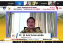Azis Syamsuddin : DPR Berkomitmren Dorong Kemajuan Industri Pariwisata Nasional Demi Kemajuan Perekonomian
