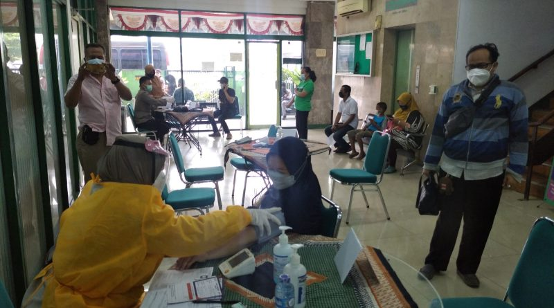 Universitas Azzahra Jakarta Gelar Vaksinasi Merdeka Dosis 1 Dan 2